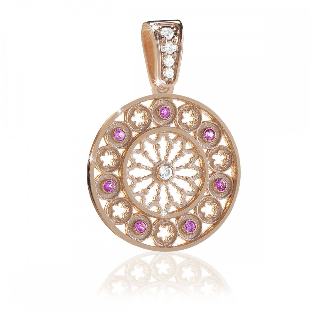 jewel sparkling pendant hub order certified diamond yellow gold