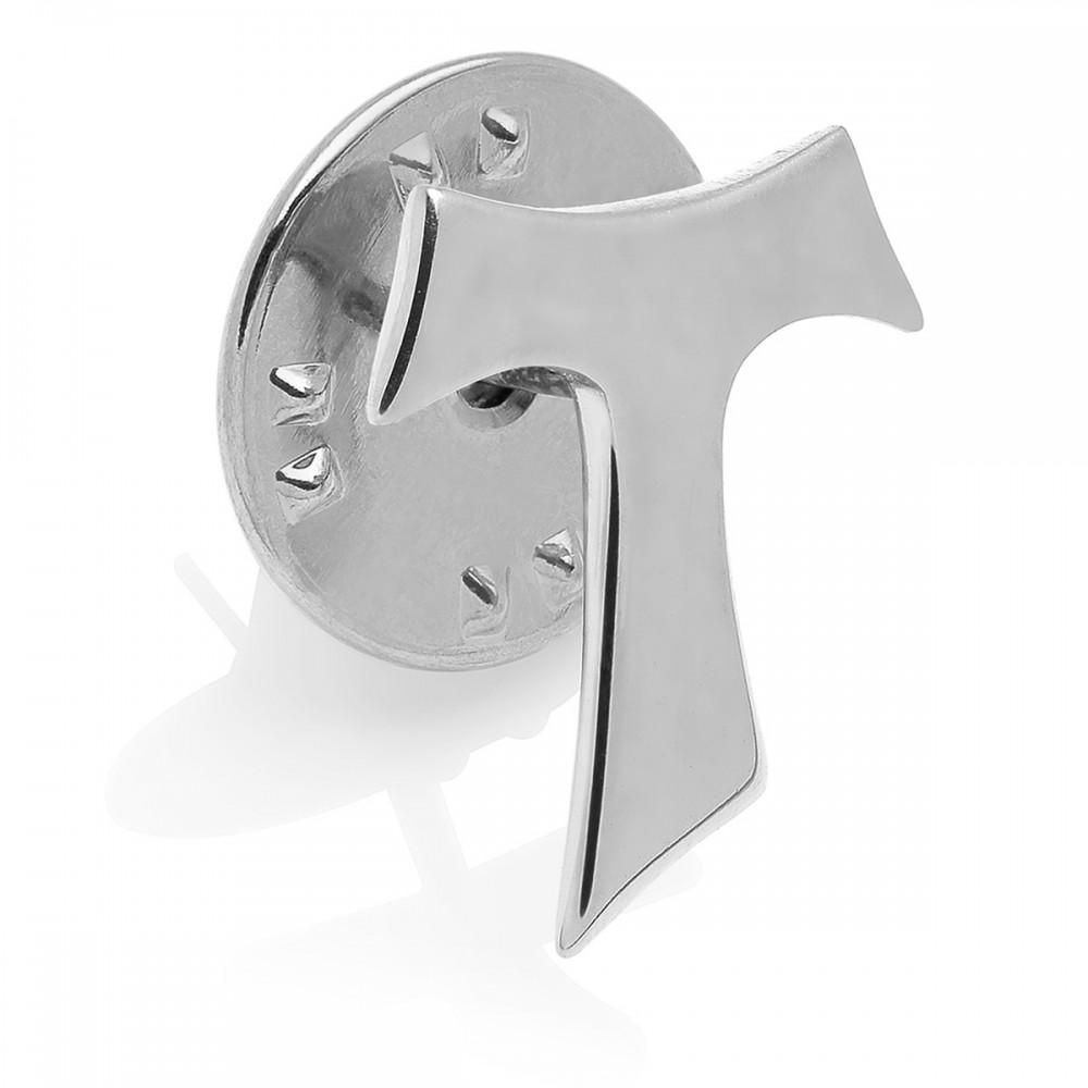 Humilis Spilla Tau in argento