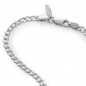 Humilis sterling silver rolò chain